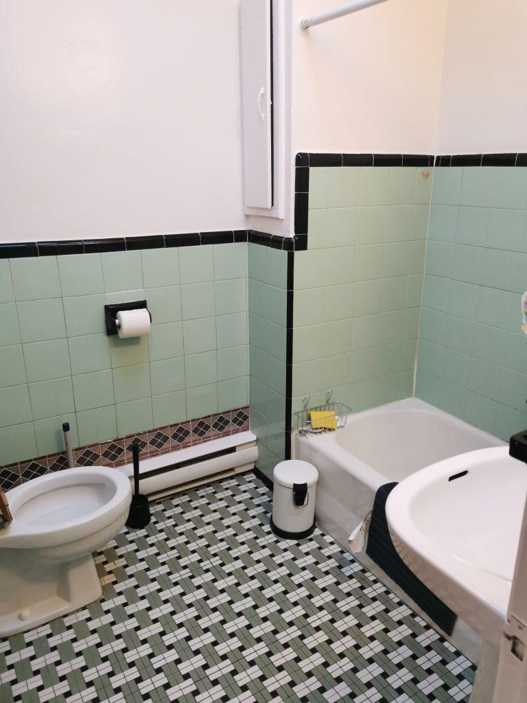 salle de bains location air b n b quatorzaine Montréal Pvt Canada